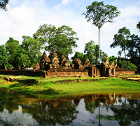 Banteay Srei Temple Tours